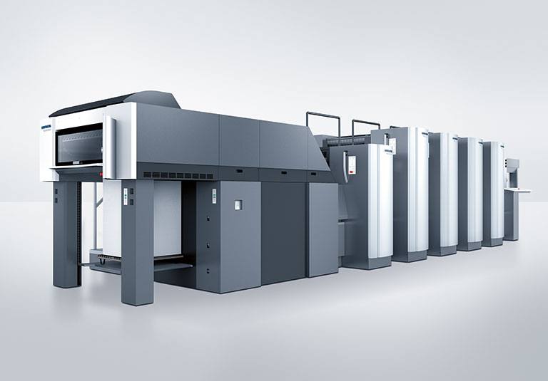 inPrint Colour - Printing Machine